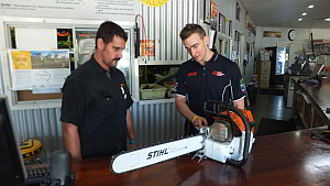 STIHL Chainsaws stocked by Mower World Perth