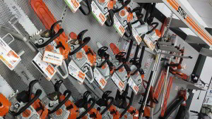 Mower World STIHL Products